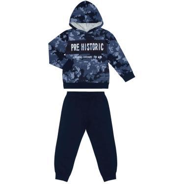 Conjunto Infantil Masculino Rovitex Kids Azul 1