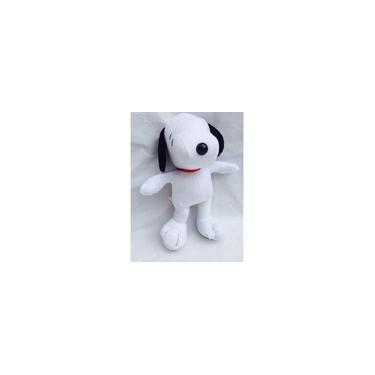 Imagem de Cachorro Snoopy De Pelúcia 36cm Menor Preço