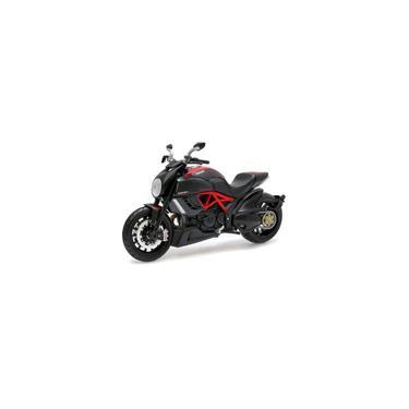 Imagem de Ducati Diavel Carbon 1:12 Preto - Maisto