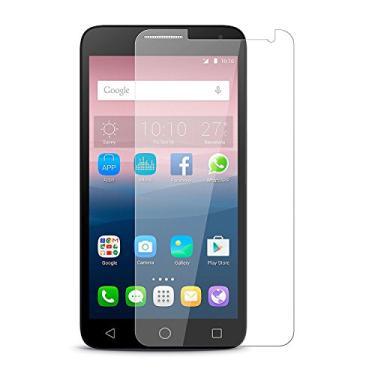[2 pacotes] Película protetora de tela para HTC One A9s, vidro temperado transparente, protetor de tela resistente a arranhões para HTC One A9s de 5,0 polegadas