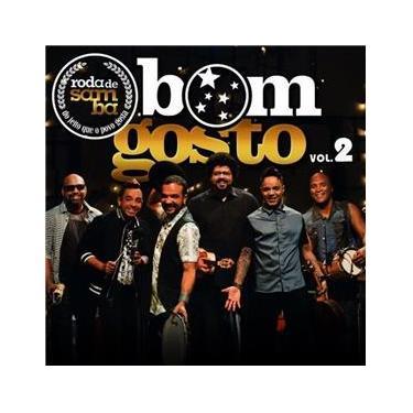 Imagem de Bom Gosto Roda de Samba Vol. 2 - CD / Pagode