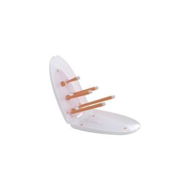 Imagem de Escorredor Hold & Fold Premium Laranja - Tinok