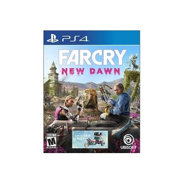 Far Cry New Dawn - Ps4