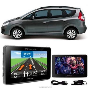 Navegador Gps Automotivo JAC MOTORS J6 Tela 4,3 Touch Voz C/TV FM Oferta
