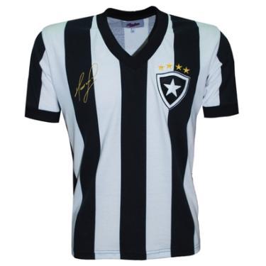 701a3053fd Camisas de Times de Futebol Casuais Botafogo Netshoes
