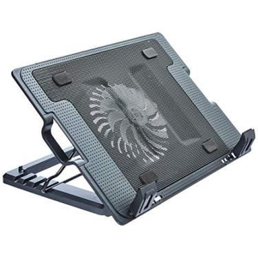 Imagem de Base Cooler Vertical Para Notebook Multilaser - AC166