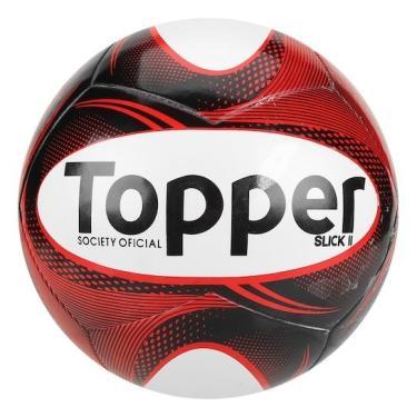 bb873b73e9 Bola Topper Futebol Society Slick II