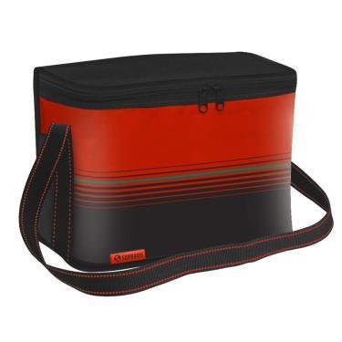 Bolsa Térmica Cooler 18 Litros Dobrável C/ Alça - Pop - Soprano Vermelho