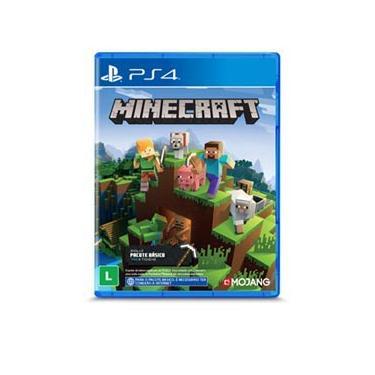 Jogo Minecraft Starter Collection para PS4