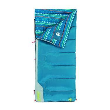 Saco De Dormir Kids, altura máxima 1,52m, Coleman, Azul