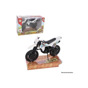 Imagem de Moto Cross De Trilha Brinquedo Infantil