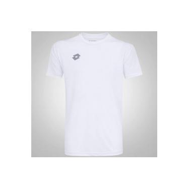 Camisa Lotto Brodsy Poli - Masculina - BRANCO Lotto 90a934da2935c