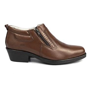 Bota Conforto Hb Agabe Boots - 403.001 - Pl Tabaco - Solado de Borracha PVC Bota Conforto Hb Agabe Boots - 403.001 - Pl Tabaco - Numero:37