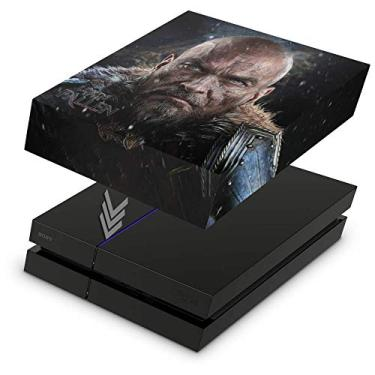 Capa Anti Poeira para PS4 Fat - Lords of the Fallen
