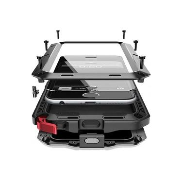 Capa Case Iphone 5 5s Se Tela 4.0 Anti Shock Queda Impacto Super Armadura Metal Prova Parafusada Blindada