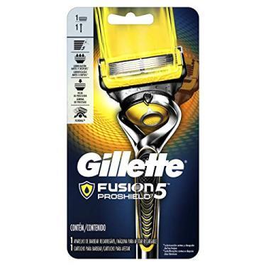 Imagem de Aparelho de Barbear Gillette Fusion Proshield