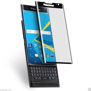 Para blackberry priv keyone protetor de tela para blackberry priv vidro temperado 3d curvado