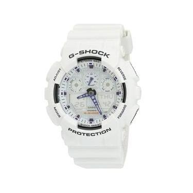 698aa570818 Relogio Casio G-Shock Analog Digital Ga100A-7