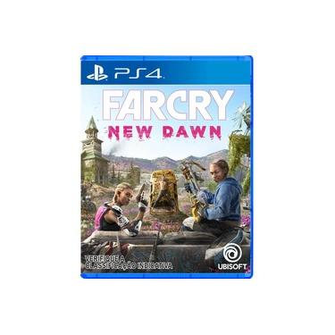 Game Far Cry New Dawn - PS4 - dublado em português