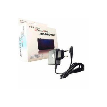 Fonte Ac Adapter Nintendo New 3ds,dsi, Dsi Xl 3ds 3ds Xl Bivolt 110-220v Carregador De Bateria