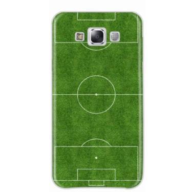 Capa para Galaxy E7 Campo de Futebol