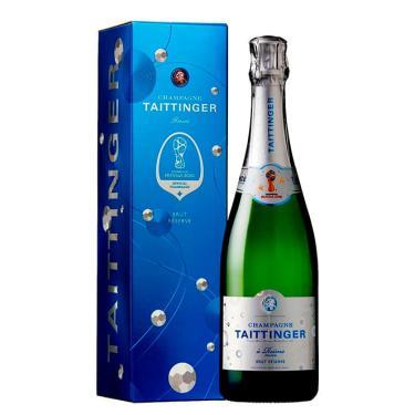 Champagne Taittinger Brut Reserve Fifa 750 Ml