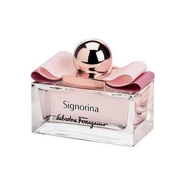 Perfume Salvatore Ferragamo Signorina Feminino Eau de Parfum 100ml