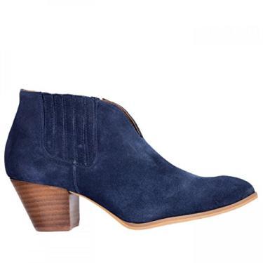 Bota Ankle Boot Cristófoli Feminina 156077