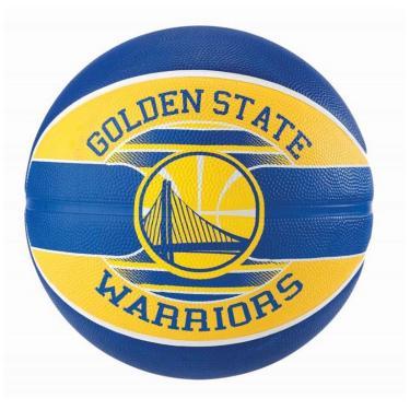 ba7d623f75e59 Bola de Basquete Team NBA Tamanho 7 Spalding - Golden State Warriors