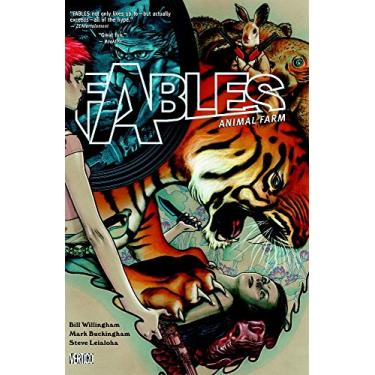 Fables - Buckingham, Mark; Willingham, Bill - 9781401200770