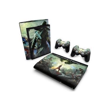 Skin Adesivo para PS3 Super Slim - Dragon Age: Inquisition