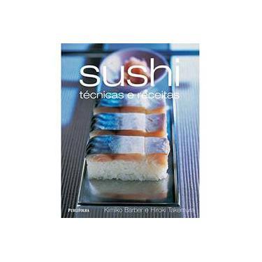 Sushi - Takemura, Hiroki; Barber, Kimiko - 9788574029160