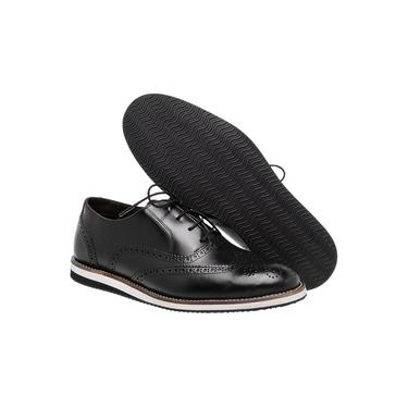 Sapato Oxford Masculino 100% Couro Lancamento Zaykkon Estiloso