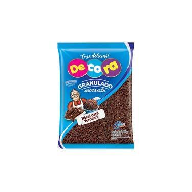 Chocolate Granulado Crocante - Decora - 1kg