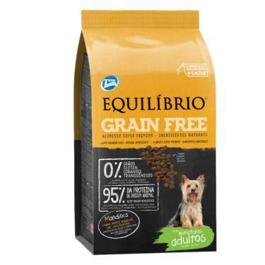 Ração Total Equilíbrio Grain Free Adultos Raças Miniaturas - 7,5 Kg