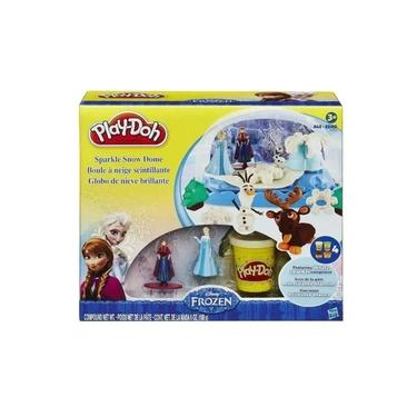 Imagem de Play-Doh Massinha Frozen - Globo de Neve - Hasbro