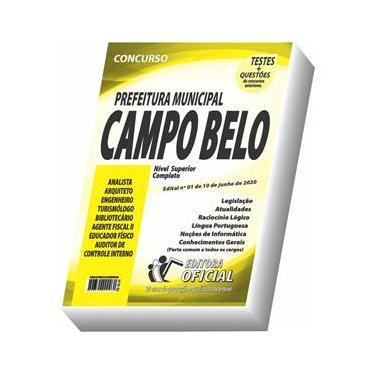 Imagem de Apostila Prefeitura de Campo Belo - Nível Superior - Edital 1