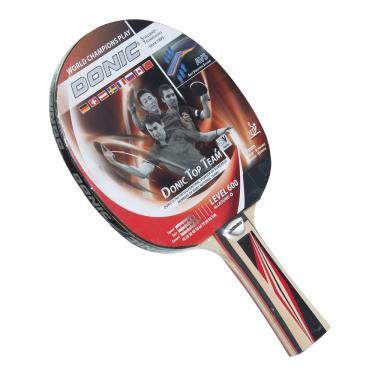 0053105b7 Raquete de Tênis de Mesa Donic Top Team 600