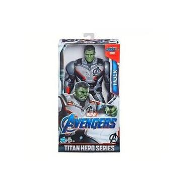 Boneco hulk vingadores ultimato