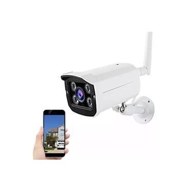 Câmera Ip Externa Wifi Hd Prova D'água Acesso Remoto Bd604w