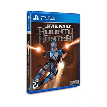 Star Wars Bounty Hunter Limited Run - PS4