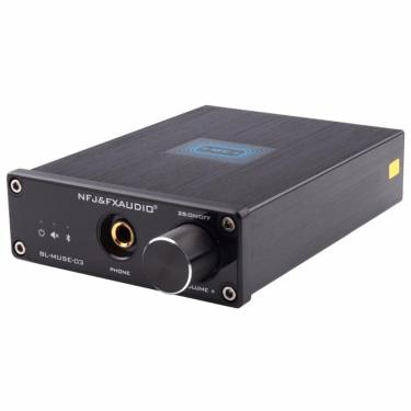 FX-Audio BL-MUSE-03 bluetooth 4.2 CSRA64215 Receptor de Áudio DAC Decodificação Lossless MINI HiFi Qualidade de Som Fone Banggood