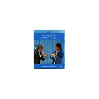 Imagem de Roberto Carlos e Caetano Veloso - Blu-Ray mpb