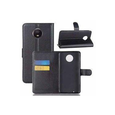 Capa Carteira Flip e Porta Cartão Para Motorola MOTO G6 PLUS XT1926