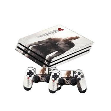 Skin PS4 Pro Uncharted 4 B