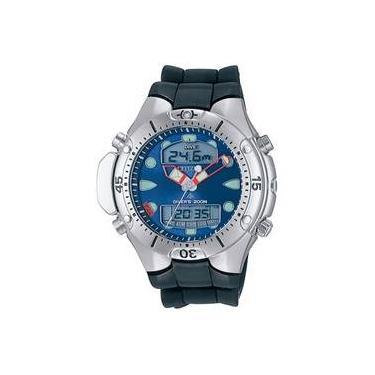 2a5675ea1a3 Pechinchas-19% Relógio Citizen Aqualand Tz10128f - Jp1060-01l