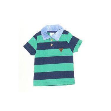 Camisa Polo Esporte Verde - Costão