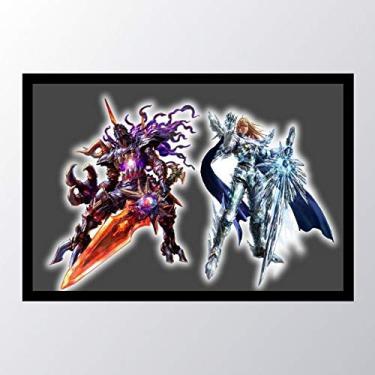 Quadro com moldura Soulcalibur