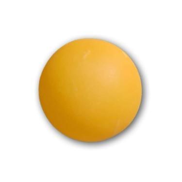 Bolas / Bolinhas De Ping Pong Laranja Pacote Com 6 Unidades