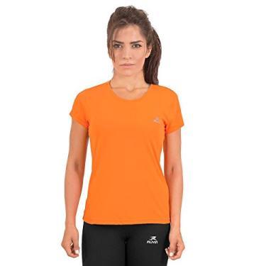 Imagem de Camiseta Running Performance G1 Uv50 Ss Muvin Csr-200 - Laranja - Eg